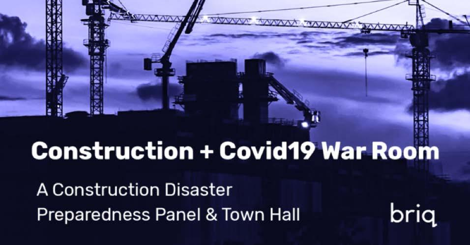 Page 4 of Key Takeaways From Briq's COVID-19 & Construction Panel Discussion