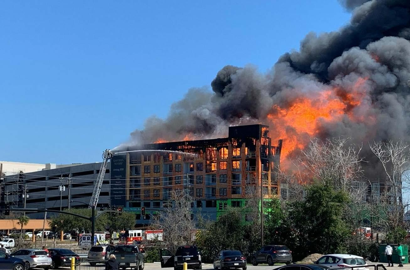 Page 8 of Workplace Fire Destroys Savannah Apartment Construction Project!