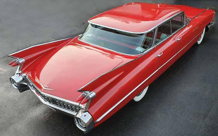 Page 1 of Cadillac 1959 Flattop
