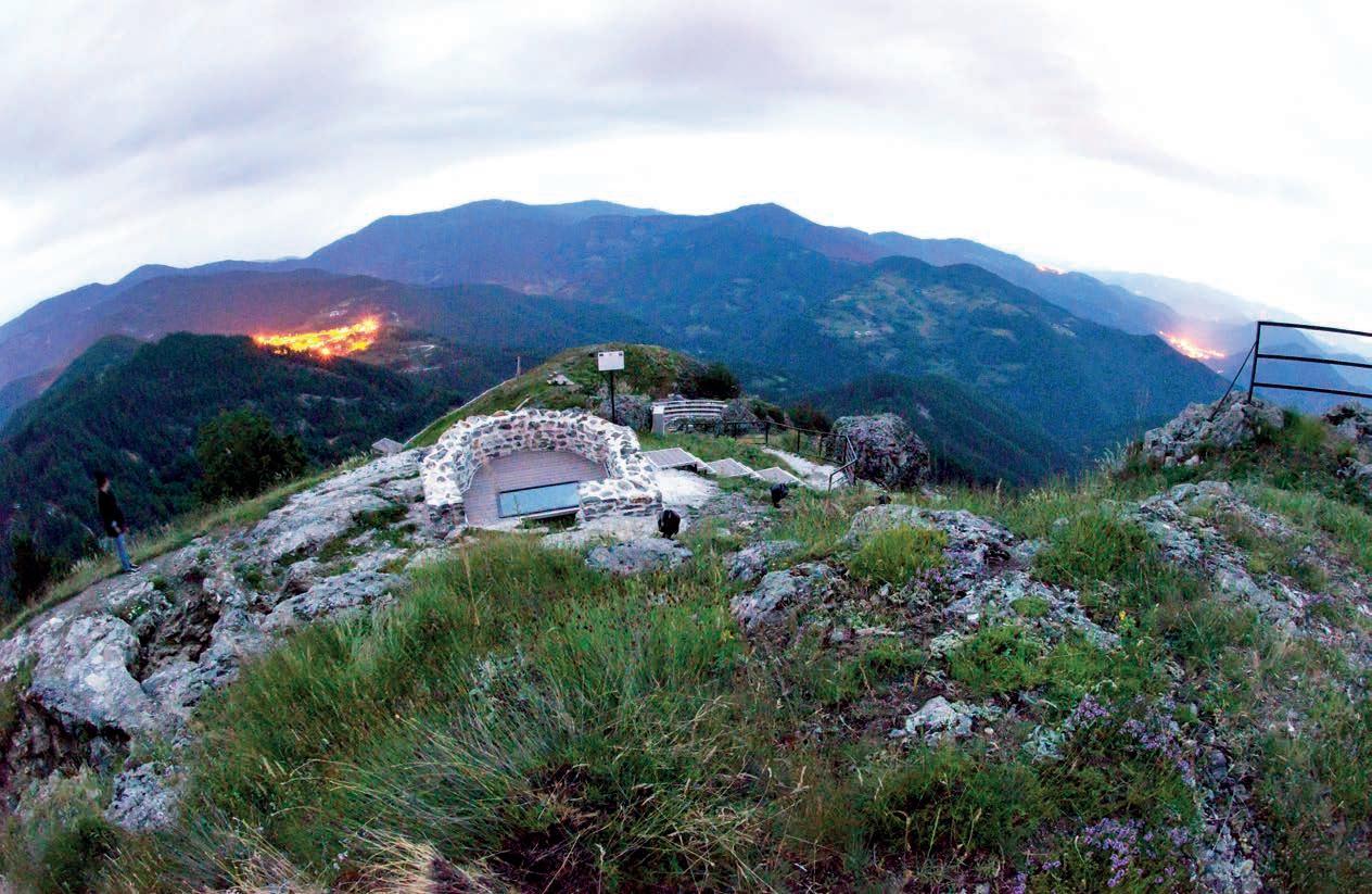Page 35 of Момчилова крепост омагьосва с митове, легенди и спиращи дъха гледки към Родопите