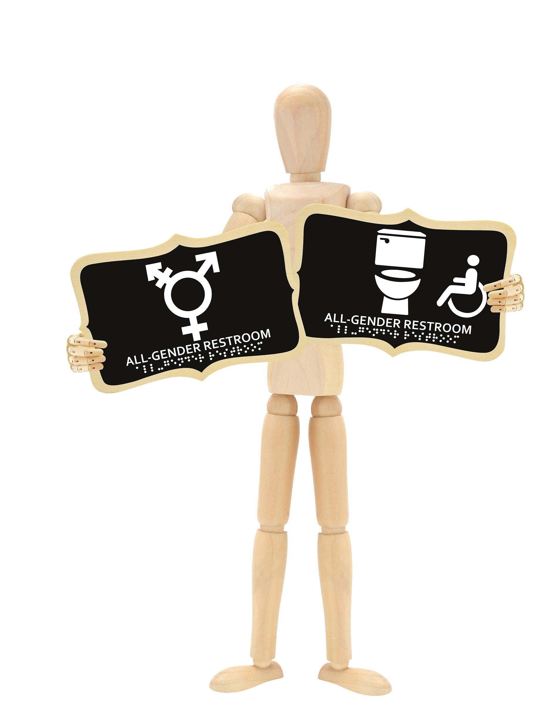 Page 14 of Unisex vs Gender Neutral vs All Gender Toilets – what's in a name?