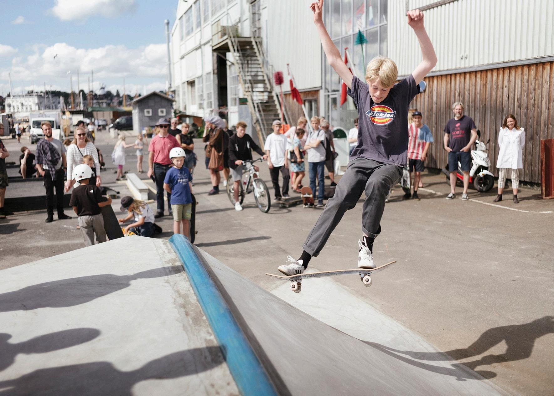 Page 23 of PLATFORM FOR STREET SPORTS