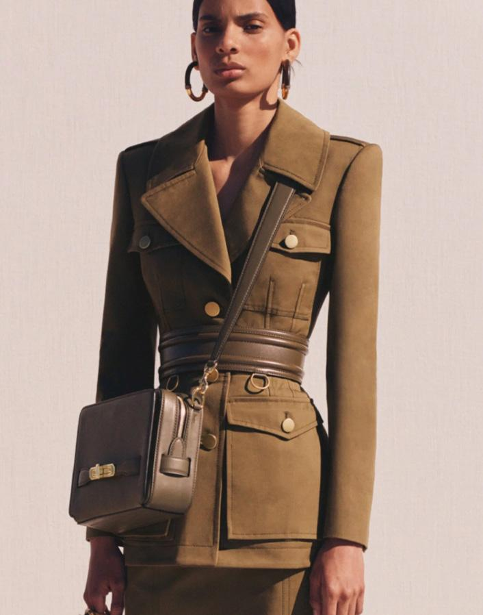 Page 21 of Militaria at Mcqueen's latest collections