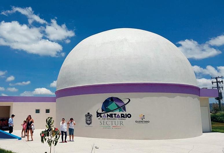 Page 40 of Sabías que Querétaro tiene su propio planetario?