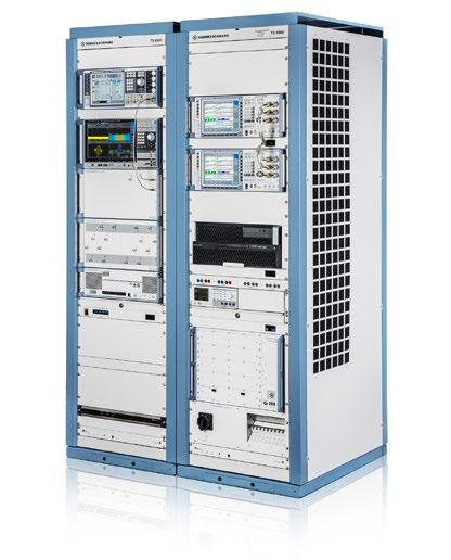 Page 26 of Rohde & Schwarz validates first 5G RRM conformance tests with the R&S TS-RRM test system