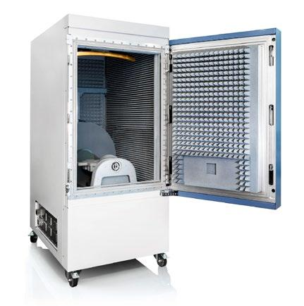 Page 27 of Sierra Wireless selects innovative R&S ATS1800C test chamber with gold reflector for 5G NR FR2 testing