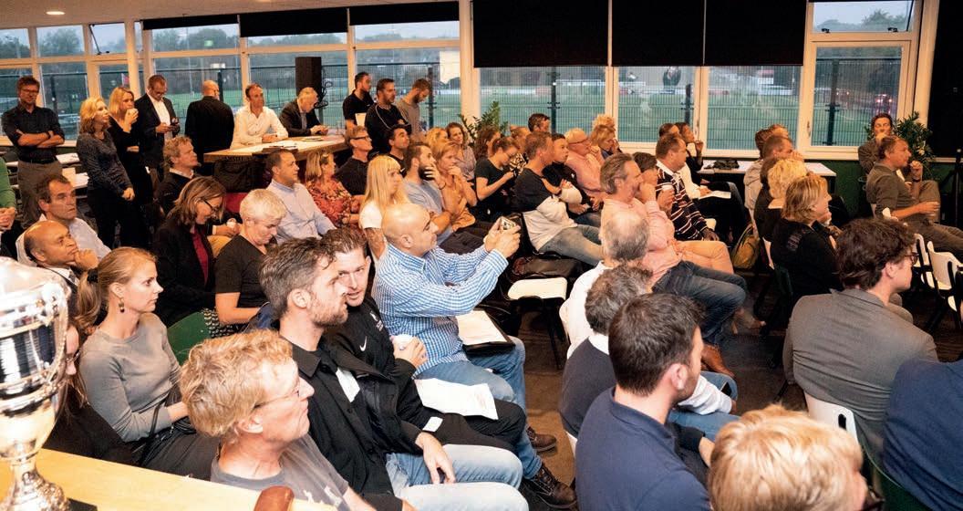Page 22 of Enthousiaste conferentie Haarlems Sportakkoord