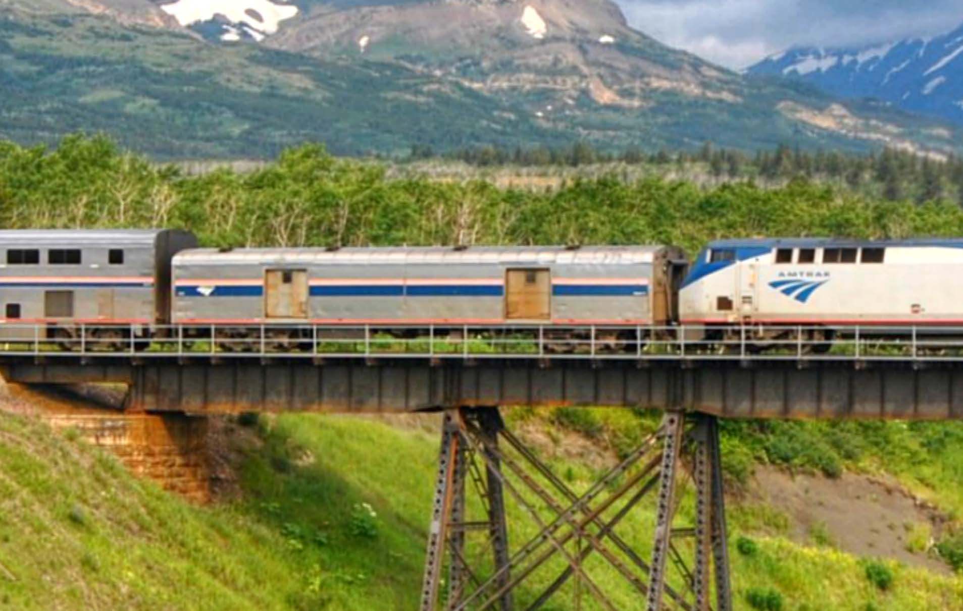 Page 32 of Amerika verkennen met de trein