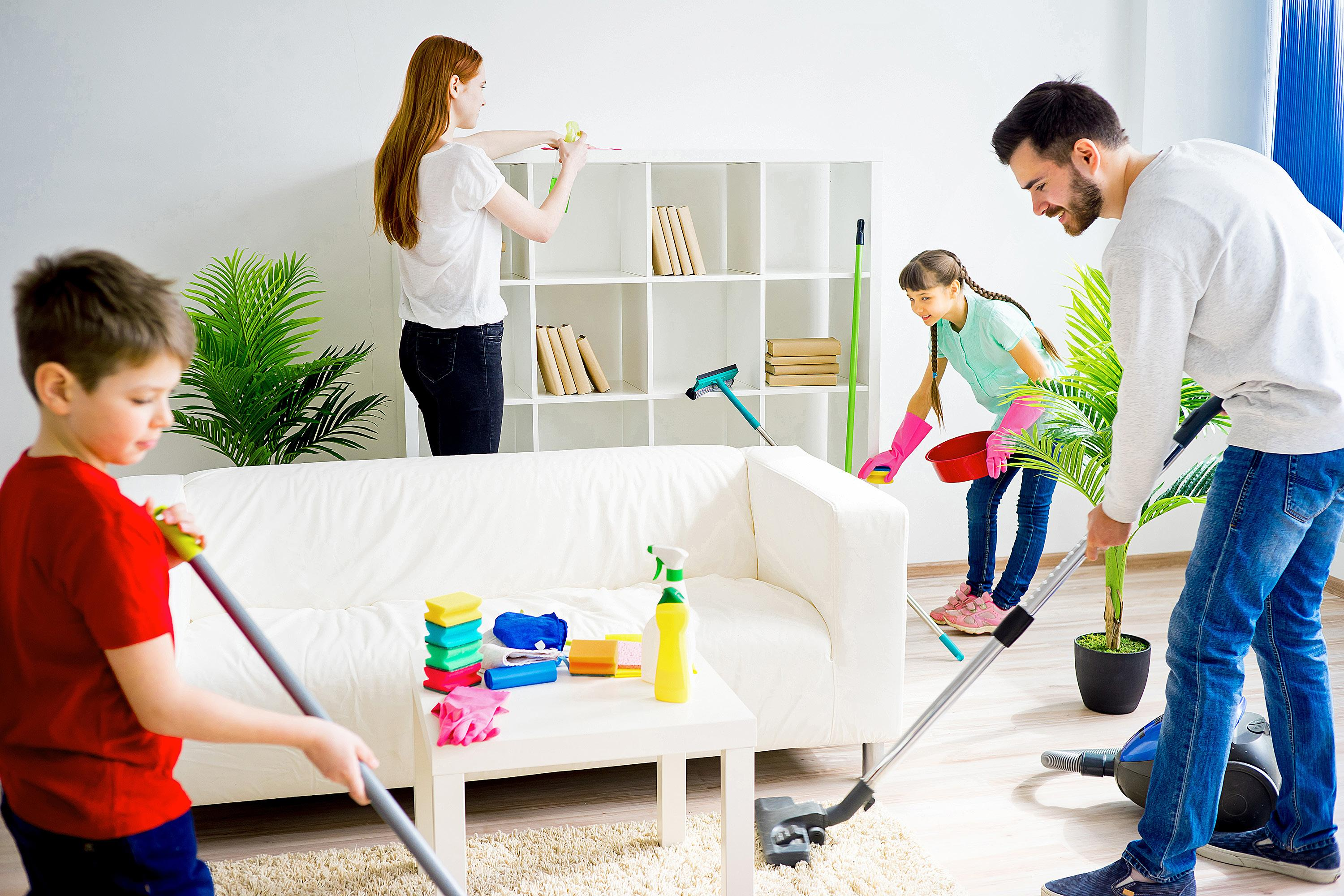 Page 42 of The Family That Cleans Together: Tips from a Professional Organizer