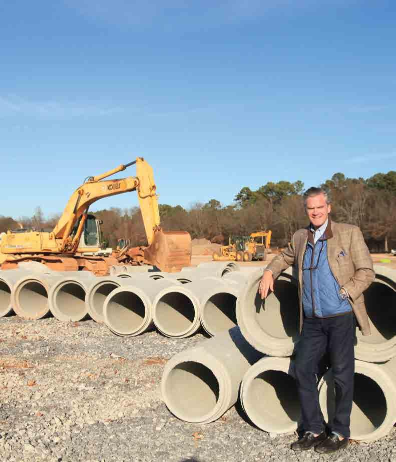 Page 14 of East Bend Shopping Center Development