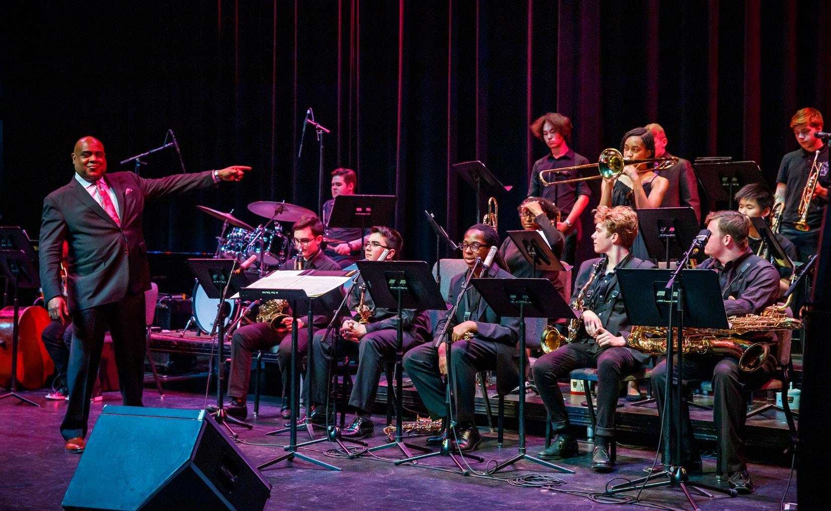 Page 12 of POPS In Schools: All-City Jazz