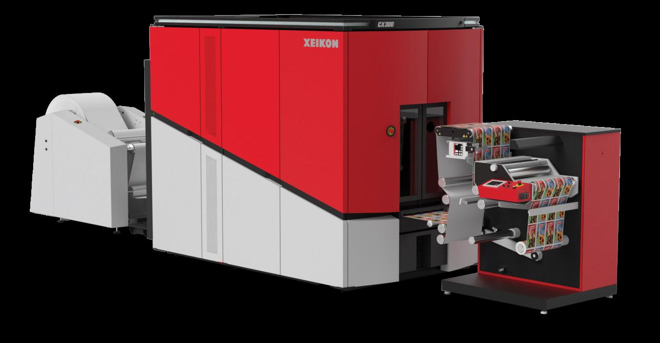 Page 14 of Xeikon Introduces New High-End Digital