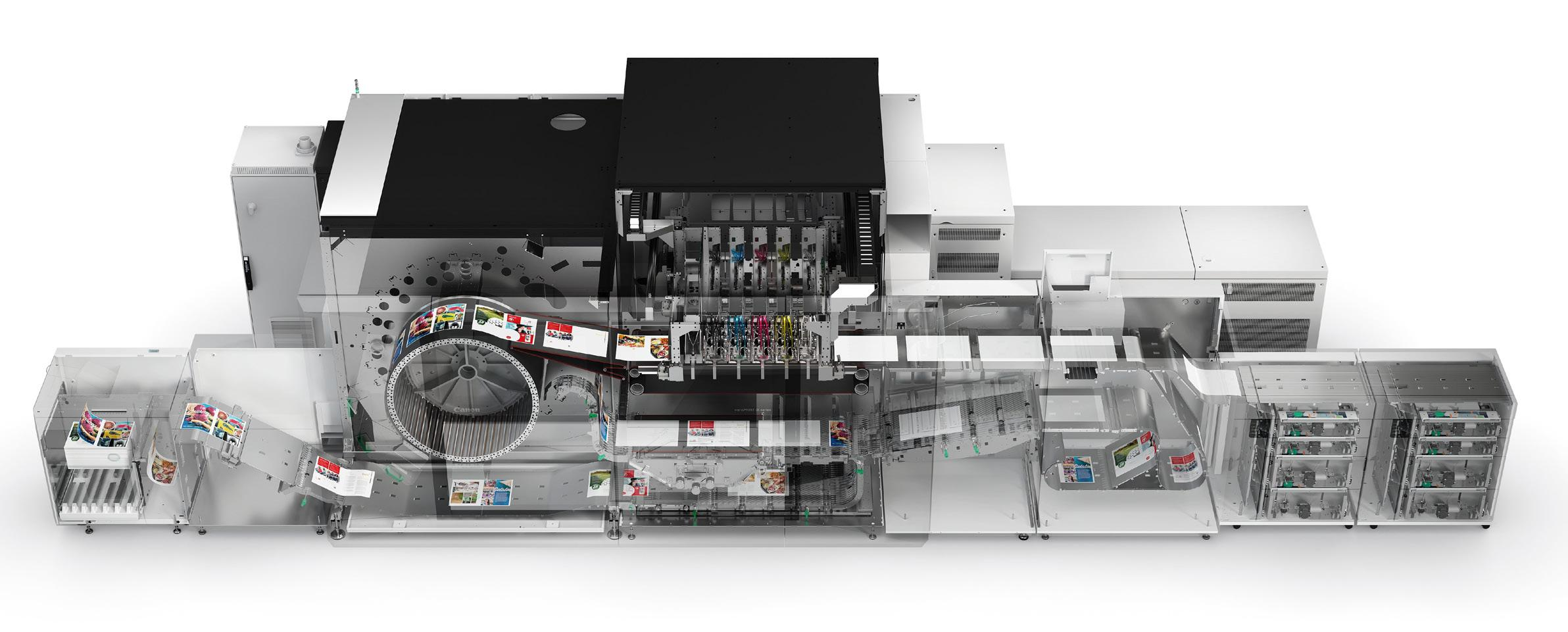 Page 16 of Offers offset quality, digital flexibility and inkjet