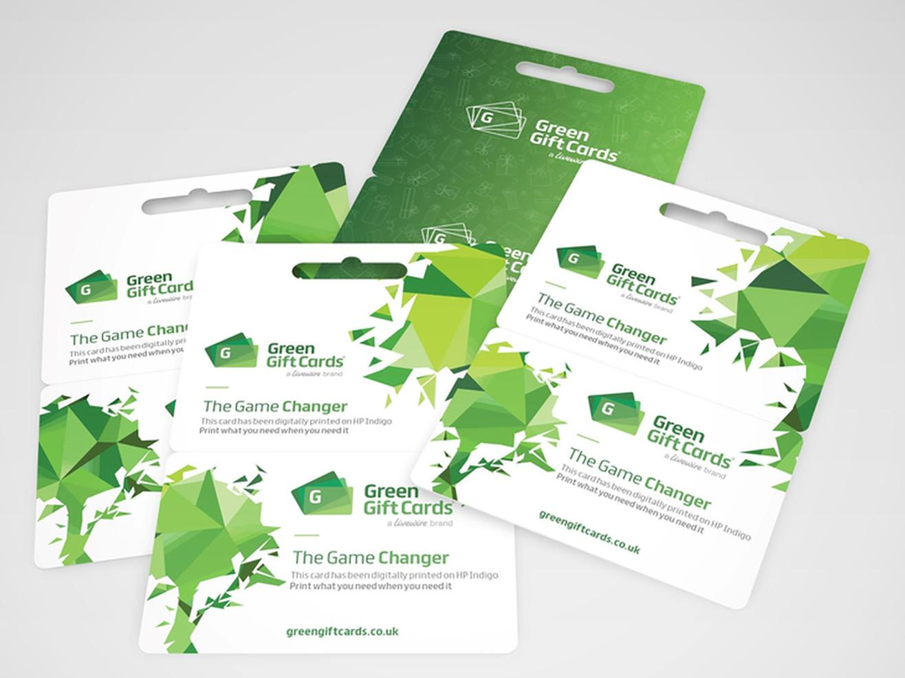 Page 24 of Digitally printed gift cards on thicker