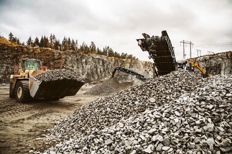 Page 34 of och presenterar ny simuleringslösning Strävan efter fossilfri bergproduktion