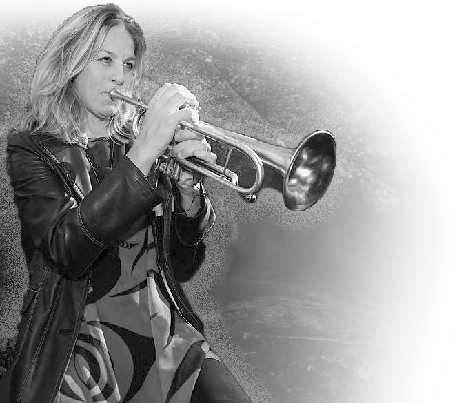 Page 22 of Talking Jazz: Ingrid Jensen