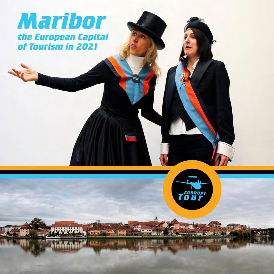 Page 18 of Corrupt Tour« obišče Maribor / »Corrupt Tour« visits Maribor