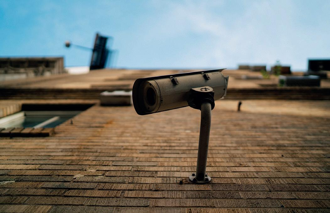 Page 24 of Could some surveillance help crime deterrence?
