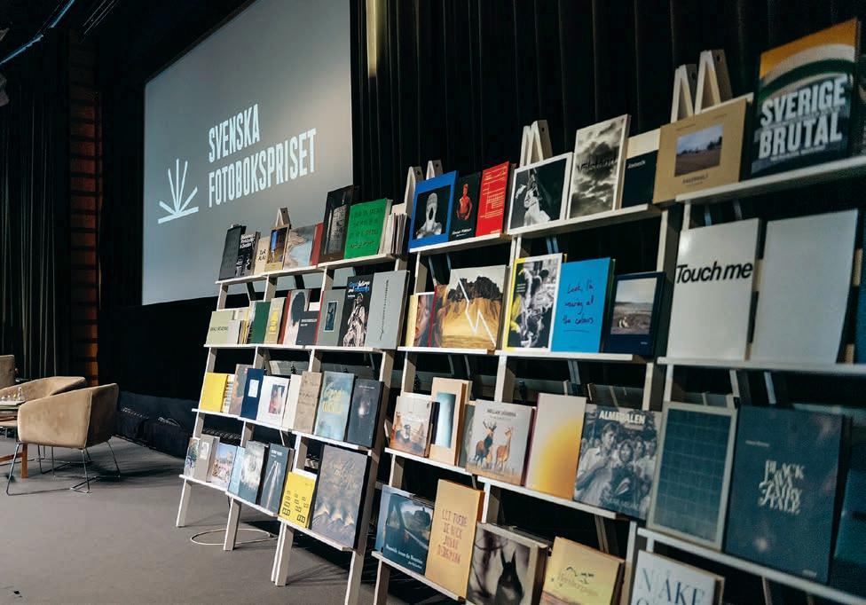 Page 44 of Juryn för Svenska Fotobokspriset 2020Förbundssidor