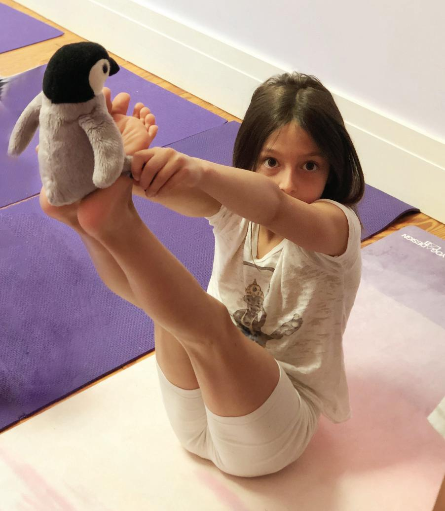Page 38 of WHY YOGA IS GOOD FOR KIDS