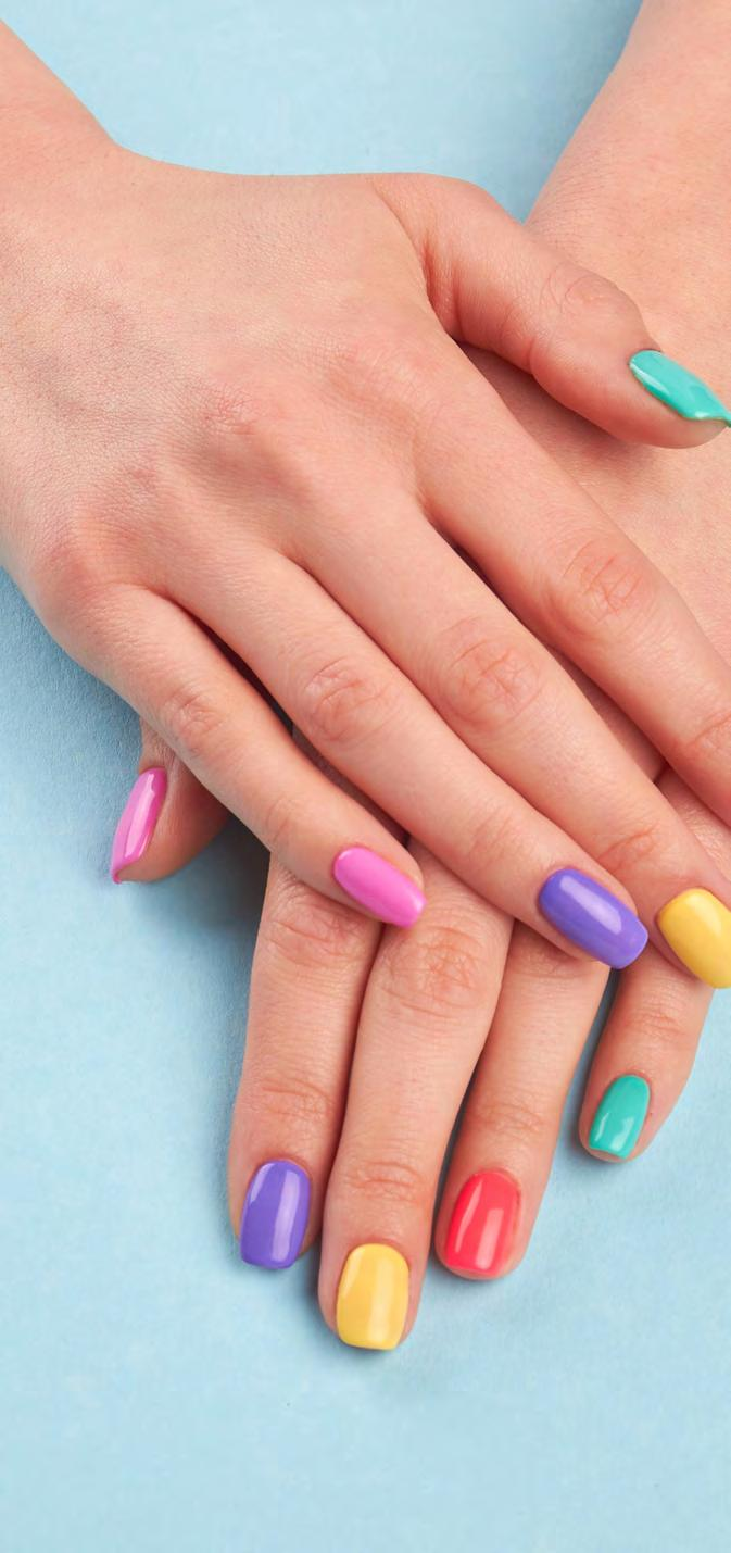Page 28 of Remove your gel nails at HOME