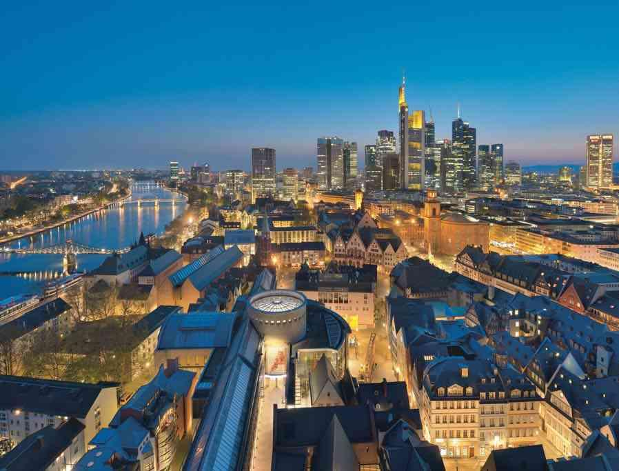 Page 14 of Tourismusinformationen - Tourismus+Congress Frankfurt am Main