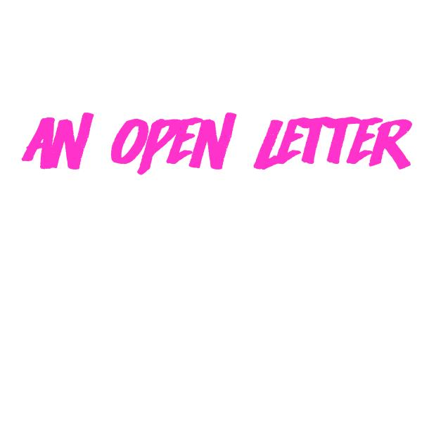 Page 3 of OPEN LETTER