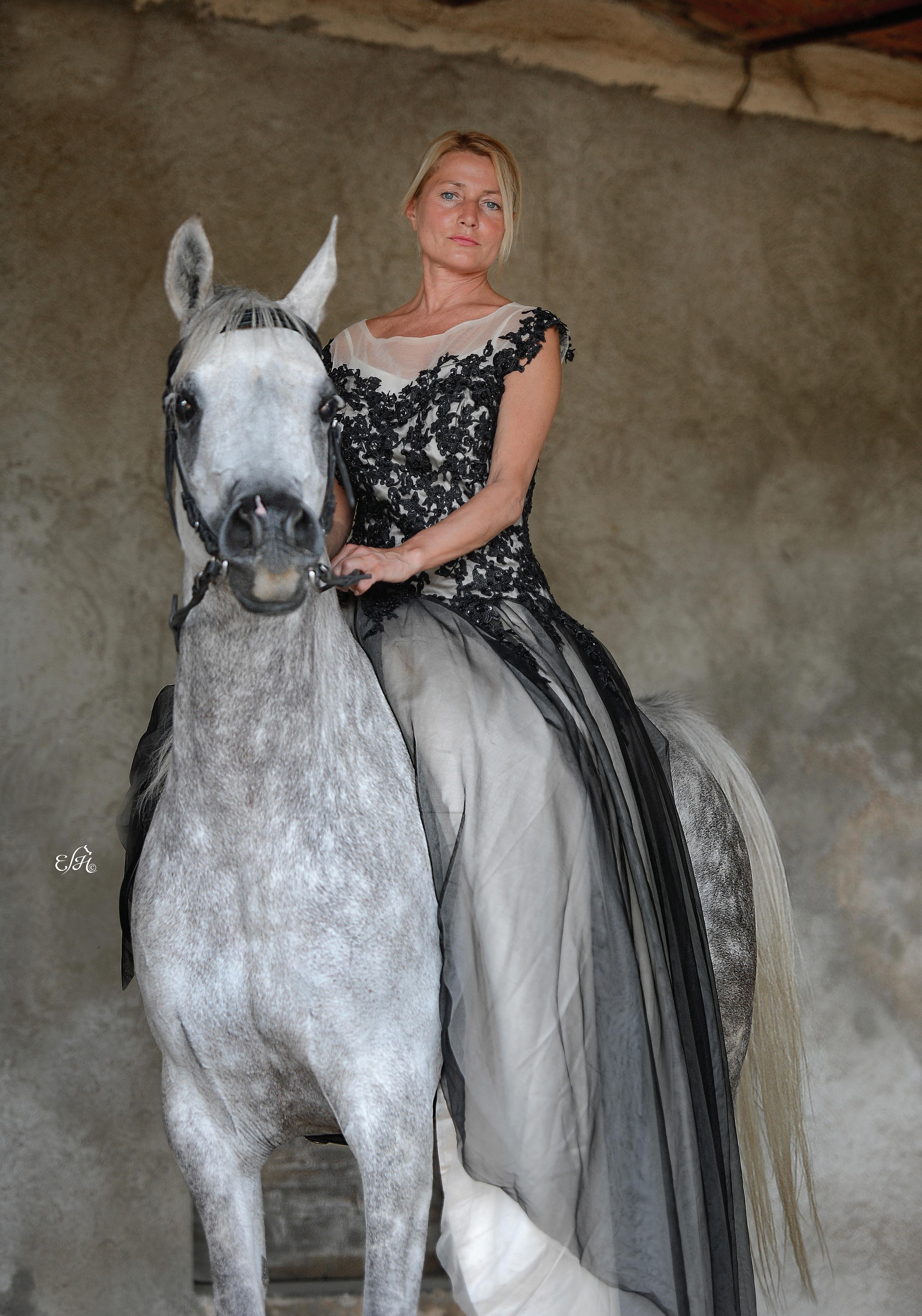 Page 12 of TO RIDE OR NOT TO RIDE That is the Question Written by Irina Stigler Stigler Stud, Italy