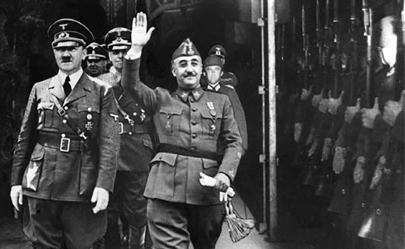 Page 20 of Franco y la lucha de clases