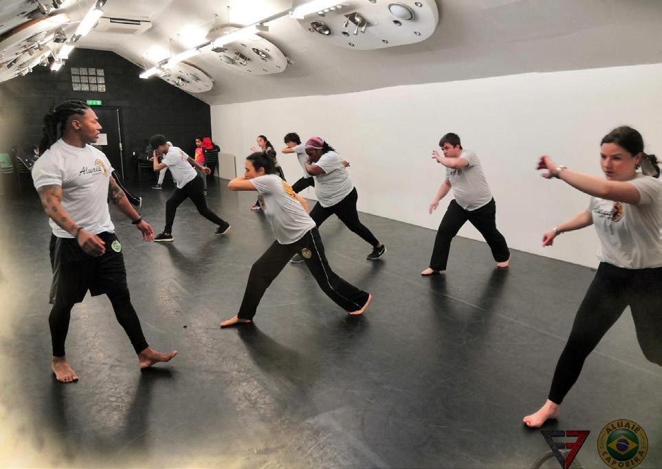 Page 20 of Aluaiê Capoeira Academy UK