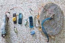 Page 6 of Identificación de polvo fotográfco (explosivo inorgánico de baja potencia), clorato de potasio (precursor de explosivos) y dispositivo explosivo improvisado – Licda. Brenda Jeannett Tello López