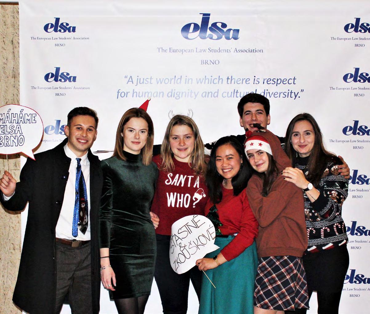 Page 33 of Charitativní vánoční večírek ELSA Brno