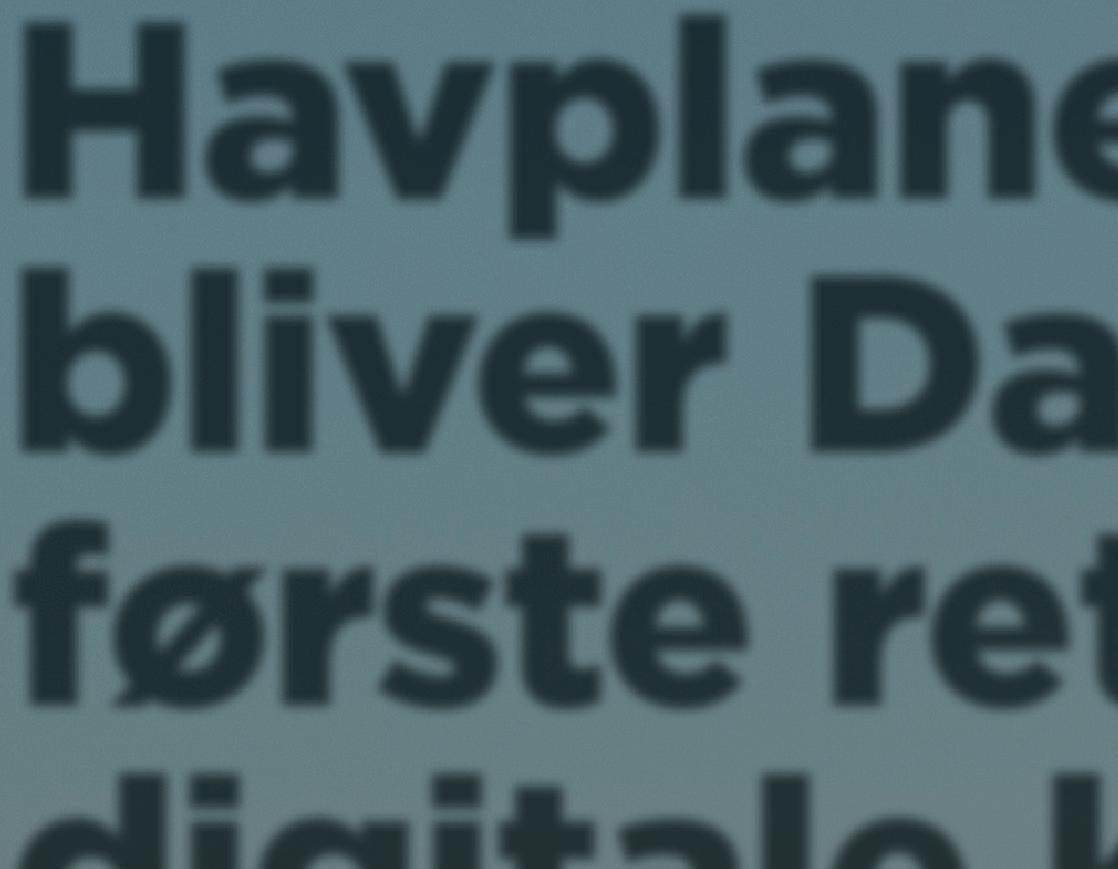 Page 8 of Havplanen bliver Danmarks første retlige digitale kort