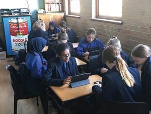 Page 10 of Tech Integration - iPads as part of learning at Rustenburg