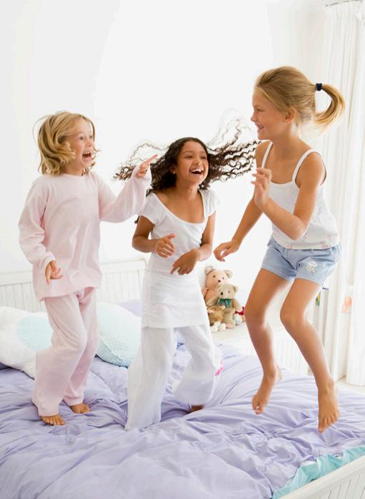 Read story: Sleepovers and Playdates: Tips and Tricks to Ensure Success