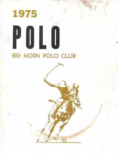 Page 24 of BIG HORN POLO CLUB