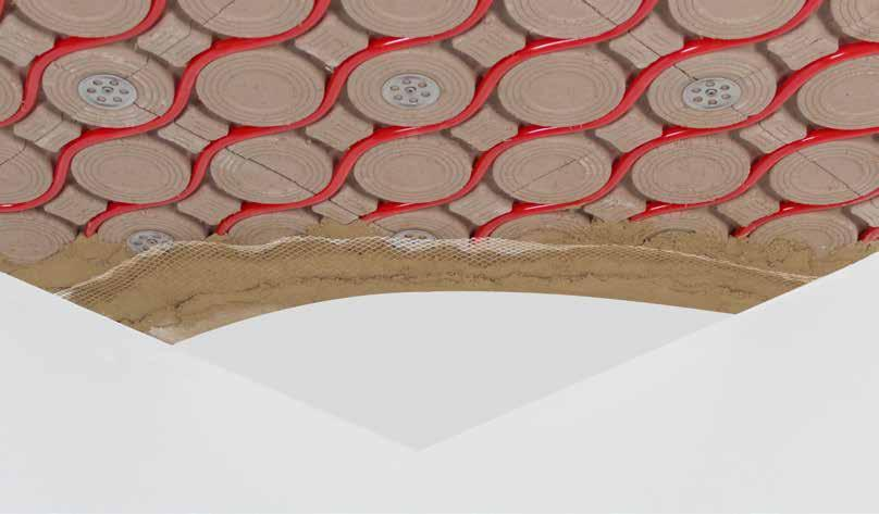 Page 40 of Usynlig varme fra indbyggede lerplader i loftet
