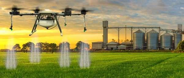 Page 36 of Smart Agropedia: Drone Technology for Smart Farming in 2020