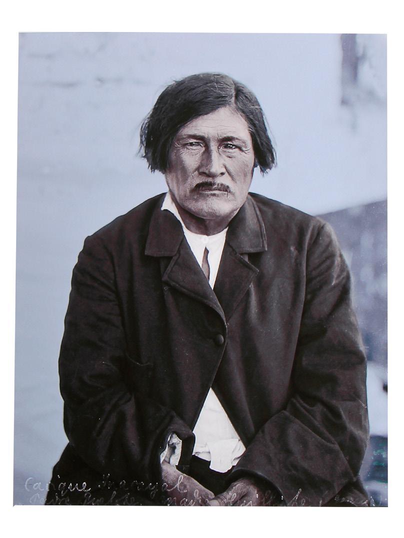 Page 154 of Inakayal vuelve, bordar el genocidio mapuche
