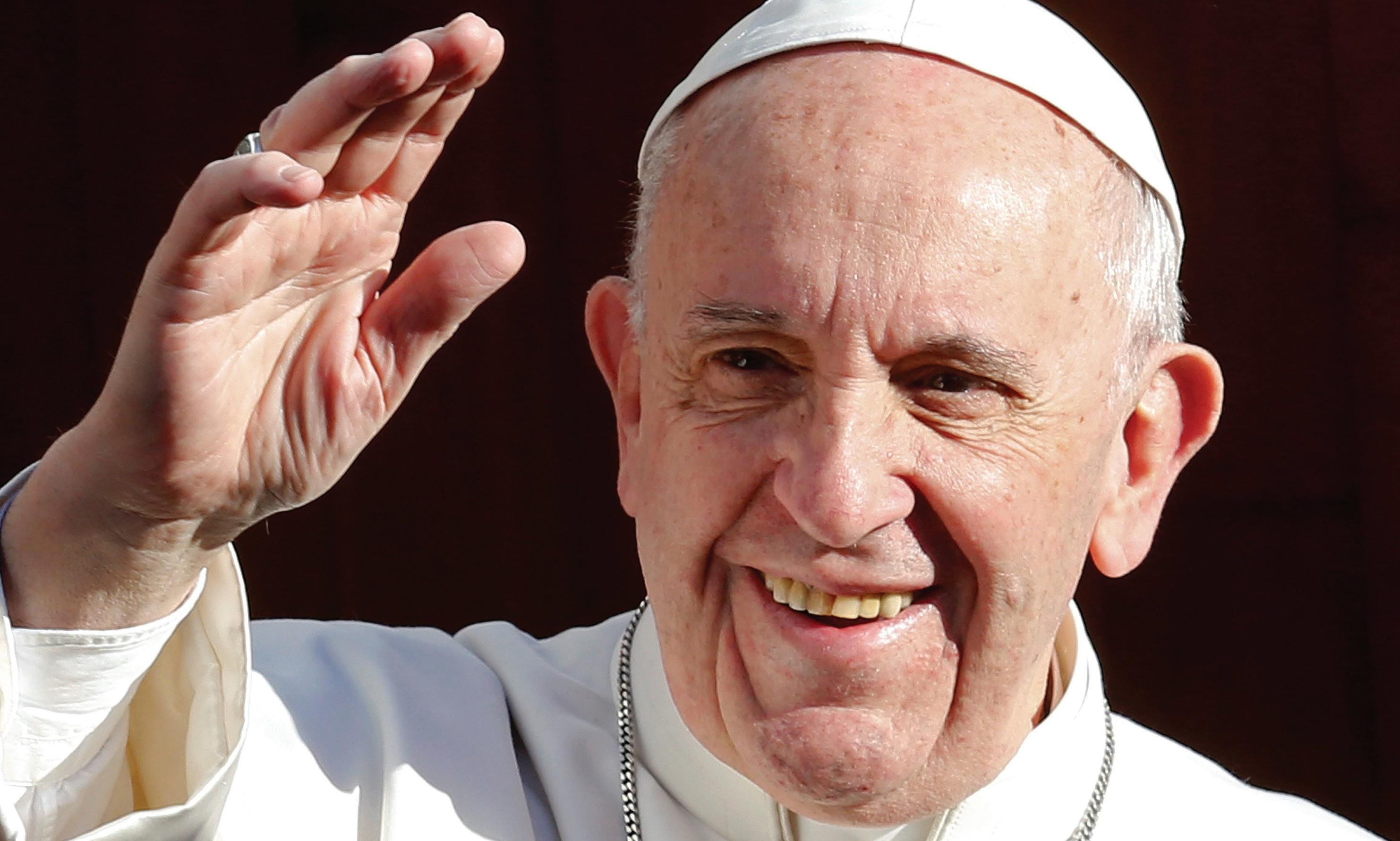 Page 14 of POPE FRANCIS SENDS MESSAGE TO THE STREET PAPER NETWORK