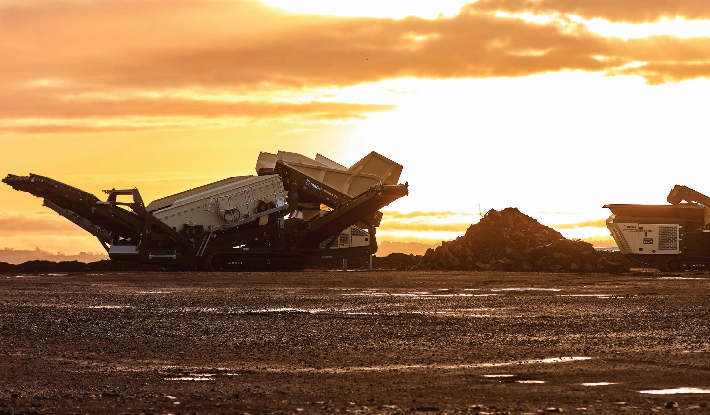 Page 28 of MOBILE SOLUTION FOR QUARRIES, CONTRACTORS OEM launches suite of mobile crushers and screens to the Australian market