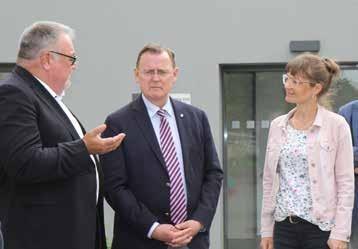 Page 8 of Ministerpräsident Bodo Ramelow besucht AWO Seniorenpark in Ohrdruf und Ankerstein GmbH