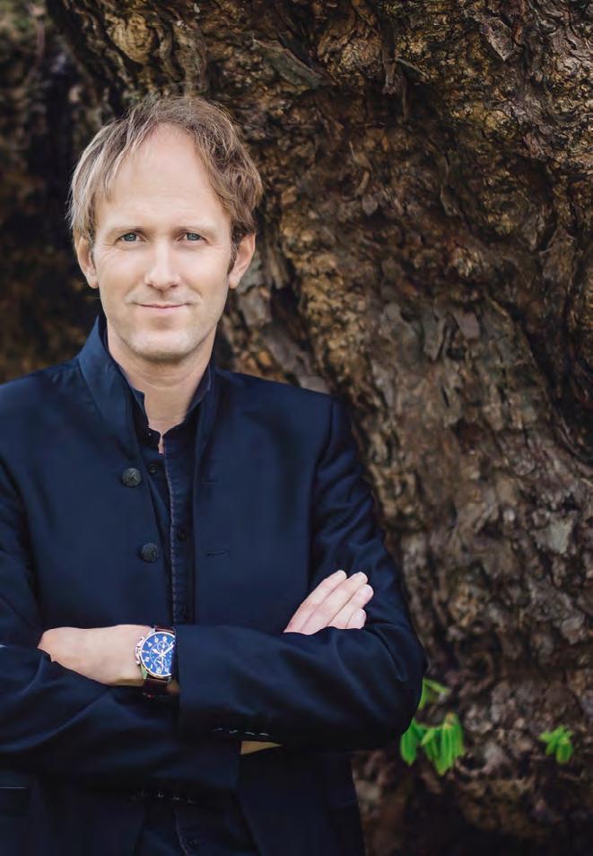 Page 6 of Interview Patrick van der Linden, nieuwe dirigent Haags Toonkunstkoor