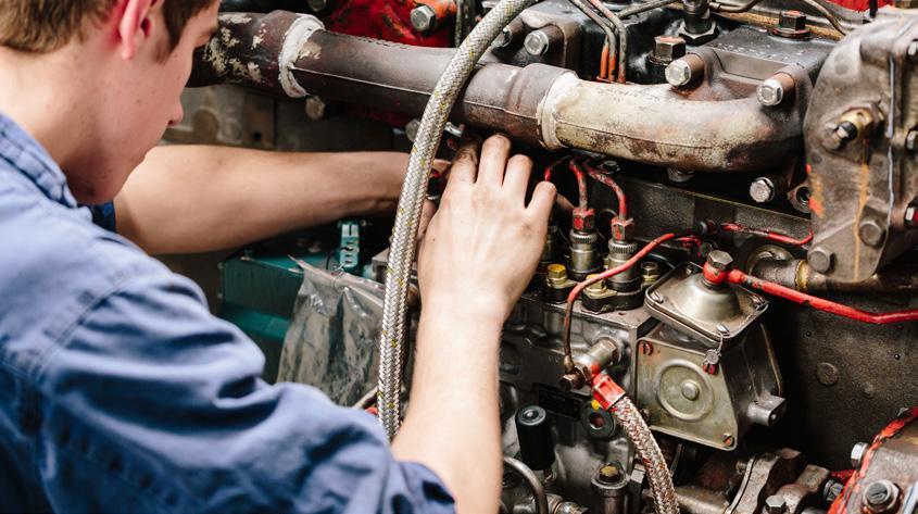 Page 16 of Werken bij Teus Vlot Diesel Marine/ Diesel Motoren