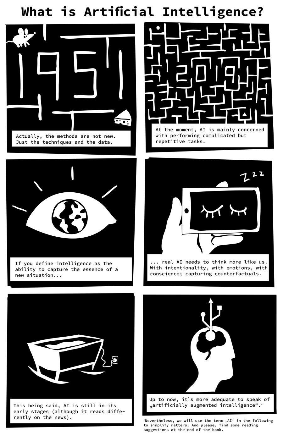 Page 28 of KI, wir müssen reden | Comic-Essay von Julia Schneider und Lena Kadriye Ziyal