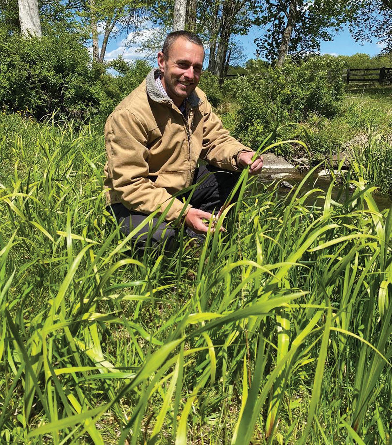 Page 18 of Van Houten Specializes in Natural Habitat