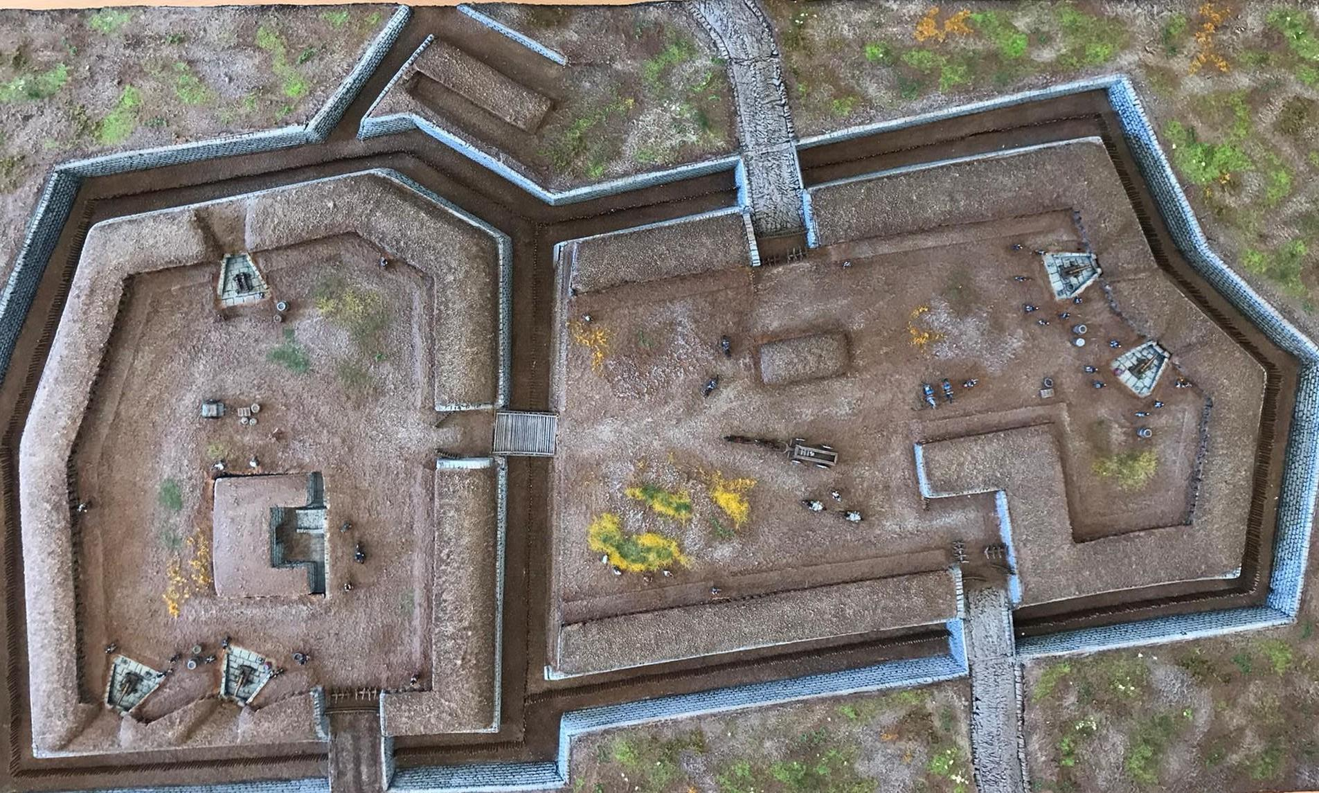 Page 4 of Fortificações das Linhas de Torres Vedras