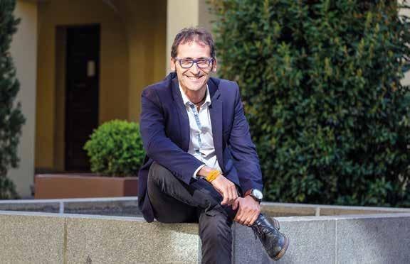 """Page 10 of Entrevista a Ricardo Díaz, decano del Colegio de Químicos: """"Detectar a los infectados asintomáticos es clave para frenar el virus"""
