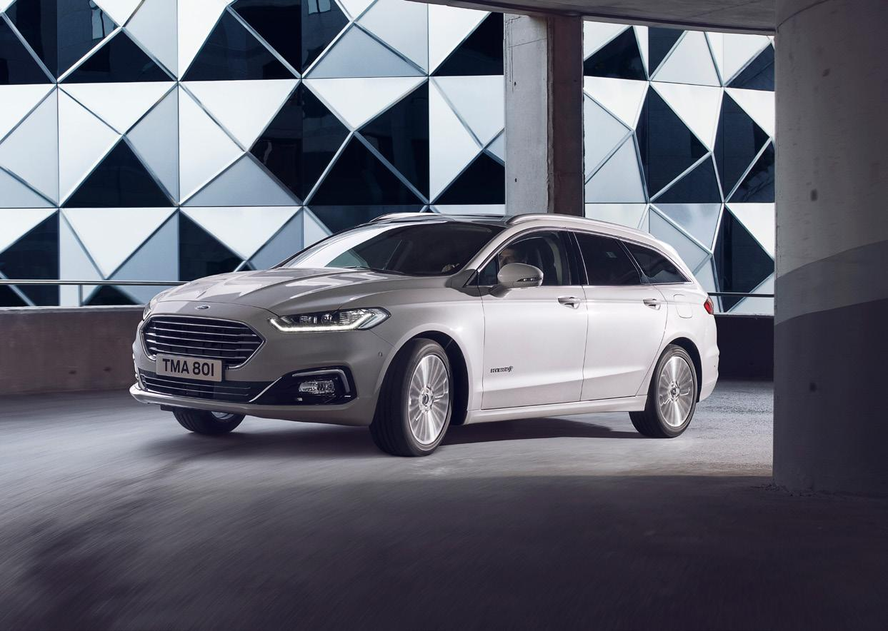 Page 26 of Road Test: Ford Mondeo Estate Vignale Hybrid