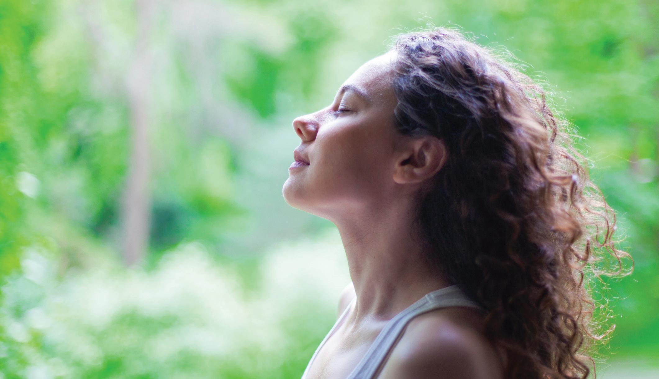 Page 12 of INTEGRATIVE MEDICINE: Mindful Breathing